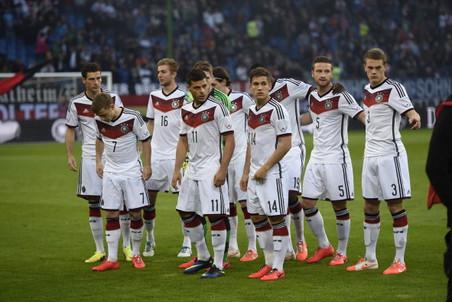 Германия футбол новости