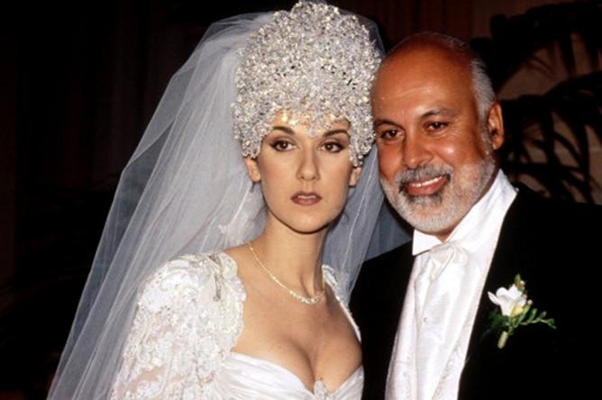 Свадьба Рене Анжелила и Селин Дион, 17 декабря 1994 года