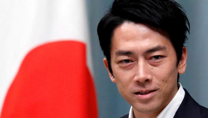 Министр окружающей среды Японии Синдзиро Коидзуми