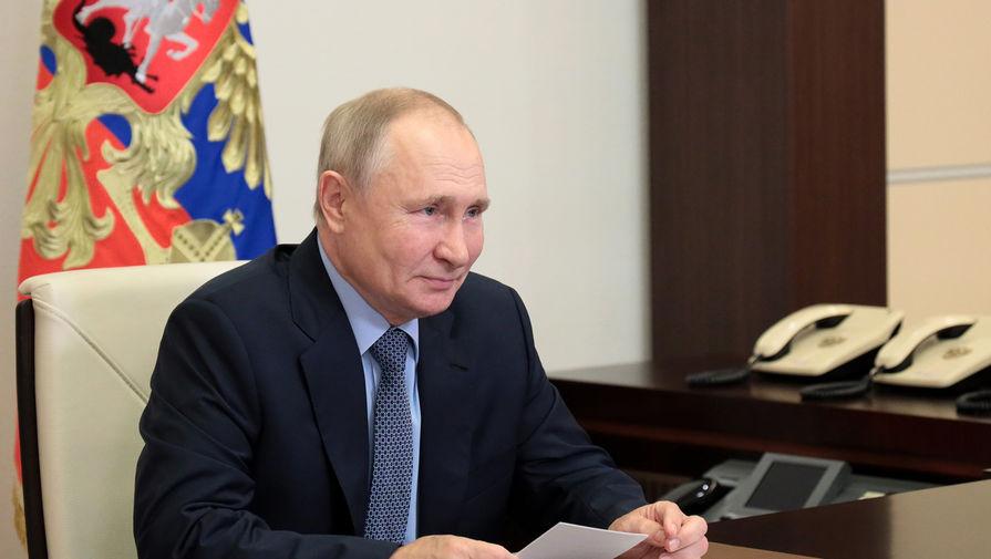 Путин рассказал о важности партнерства стран ШОС в экономической сфере