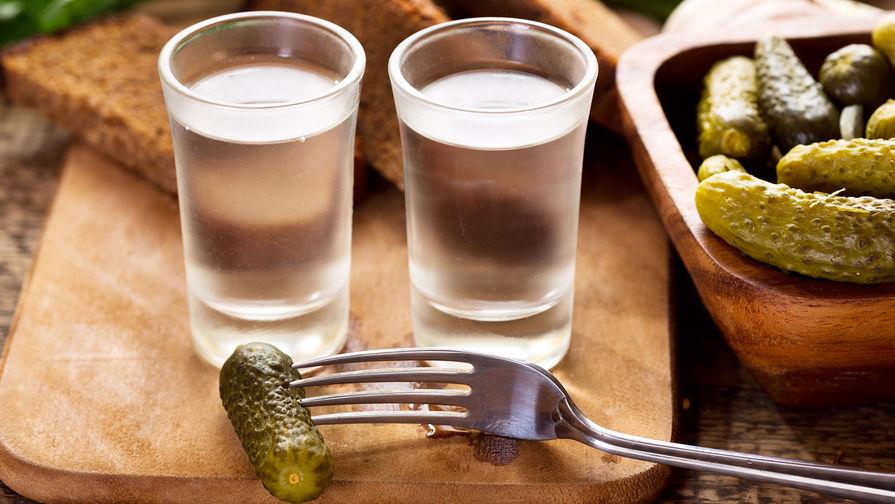 В РФ в 2020 году на 2% выросло потребление водки