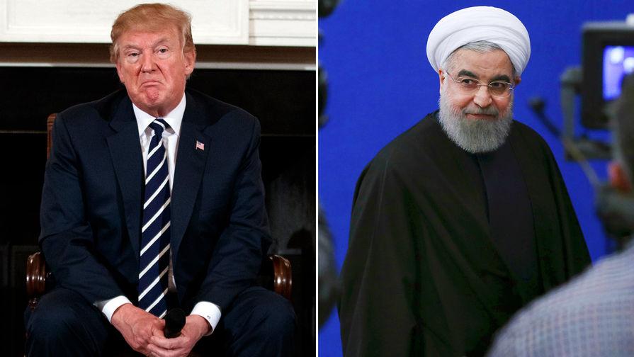 Трамп сформулировал позицию по войне с Ираном