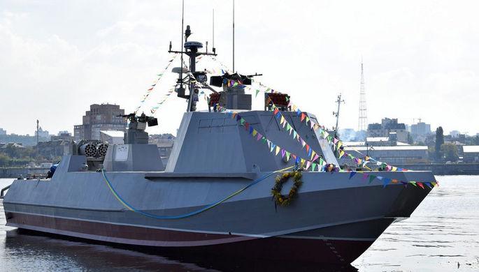 Переданные Украине списанные катера могут не доплыть из США