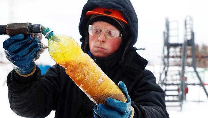 Российская нефть: большая часть месторождений рентабельна