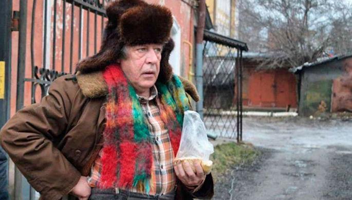 Михаил Ефремов в сериале «Вампиры средней полосы» (2020)