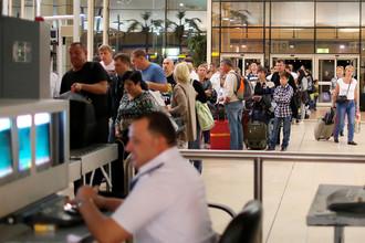 На 6 ноября назначены рейсы в Грецию, Турцию, Ирак, Иорданию, а также в Германию, Англию и Россию