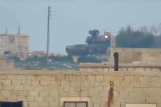 «Экипаж танка был слабо подготовлен»