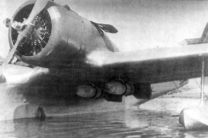 Дальний морской разведчик Че-2
