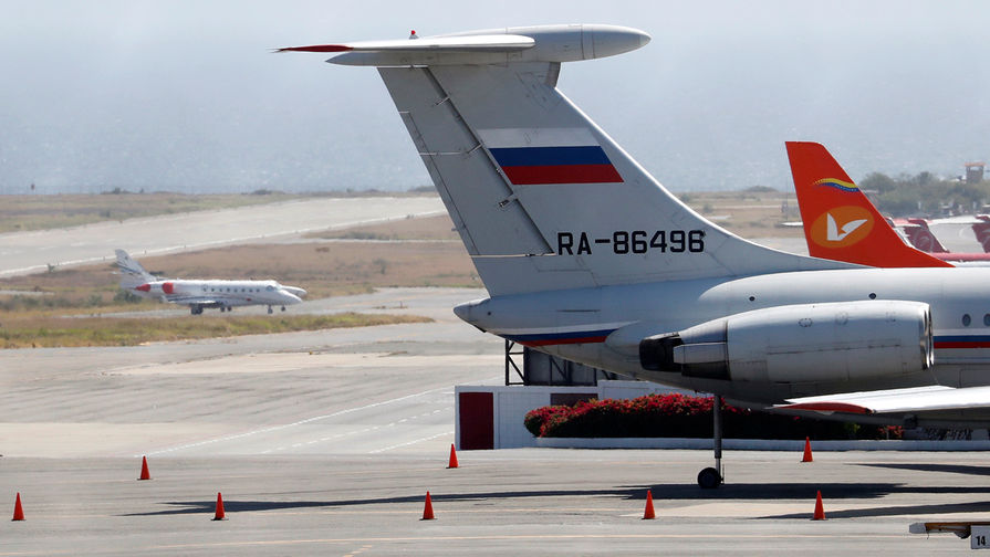 «Сотрудничество прозрачно»: российские военные приехали в Венесуэлу