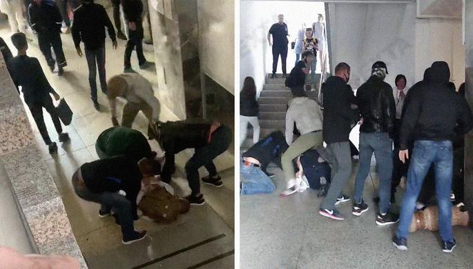 Милиция в вузе: как в Белоруссии задерживают студентов