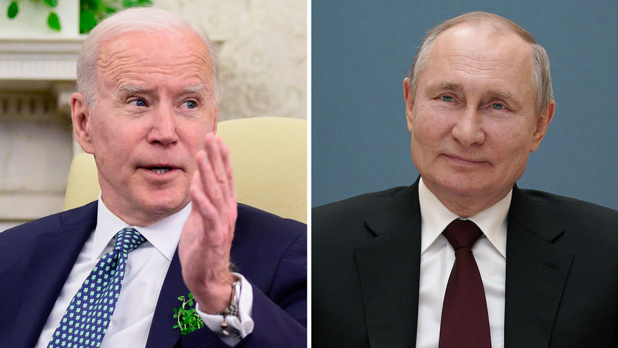 В Кремле рассказали о возможных сроках переговоров Путина и Байдена