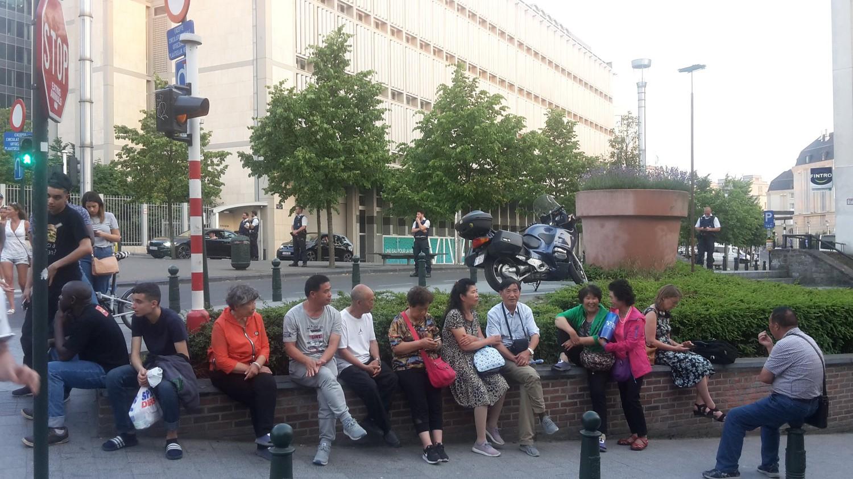 Теракт навокзале Брюсселя совершил марокканец