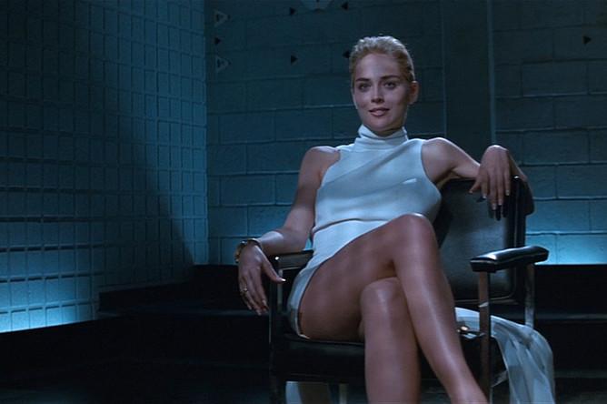 Кадр из фильма «Основной Инстинкт» (1992)