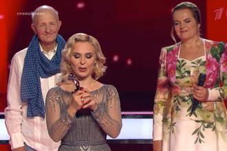Финал шоу «Голос. 60+» (кадр из видео)