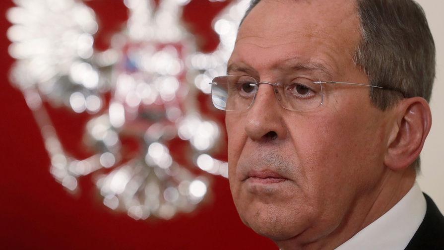 «Неприятный эпизод»: Лавров об отказе Минска разместить военную базу