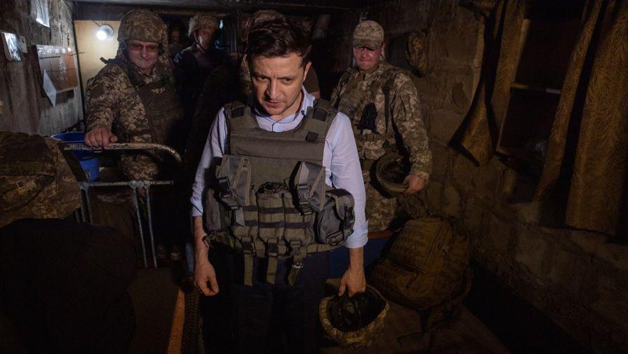«Зеленский развязал руки военным»: ВСУ атаковали Горловку