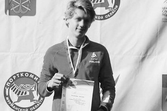 17-летний российский биатлонист Арсений Хасанкаев