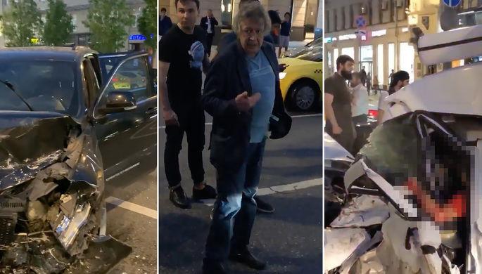 Михаил Ефремов в видео на Youtube-канале «Спартака»