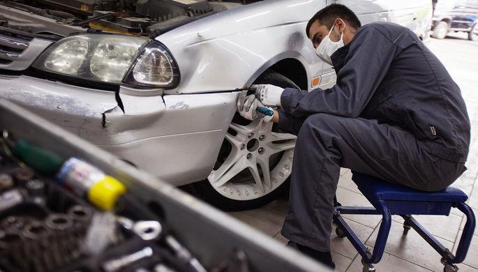 На эвакуатор из-за магнитолы: правила ремонта авто могут ужесточить