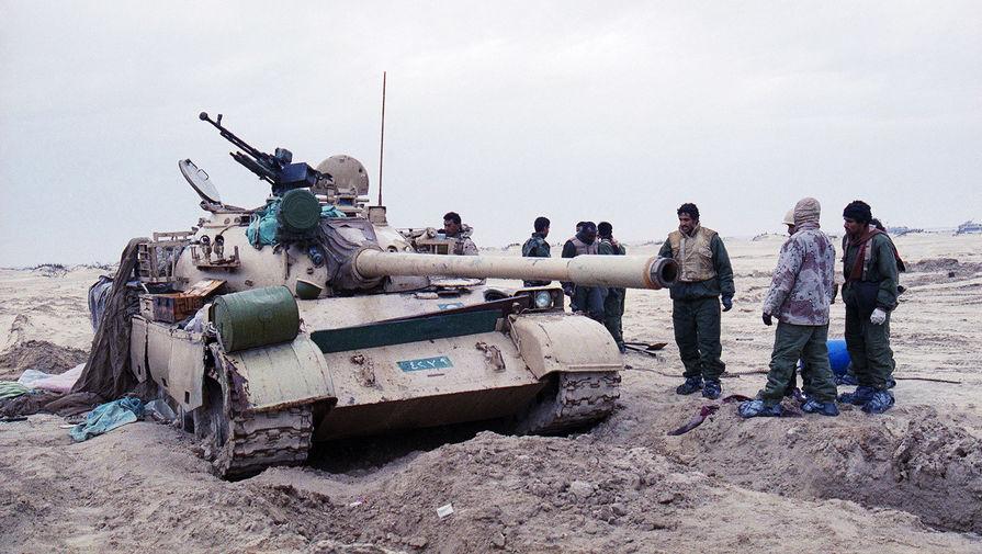 30 лет назад началась война в Персидском заливе