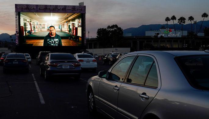 Смешные цифры: кинотеатры США уступают России и Азии по сборам