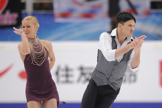 Татьяна Волосожар и Максим Траньков поборются за золото чемпионата Европы