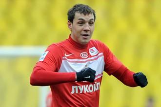 Артем Дзюба забил первый гол «Спартака» в 2013 году