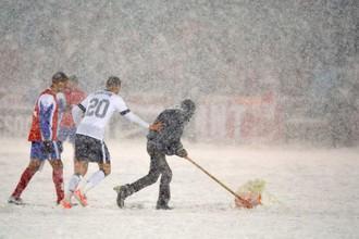 «Снежное дерби» между США и Коста-Рткой завершилось победой первых