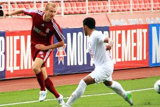 Алексей Иванов забил четыре мяча в двух стартовых турах