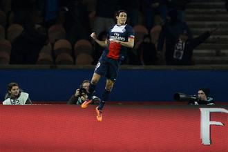 ПСЖ забил пять безответных мячей «Сошо»