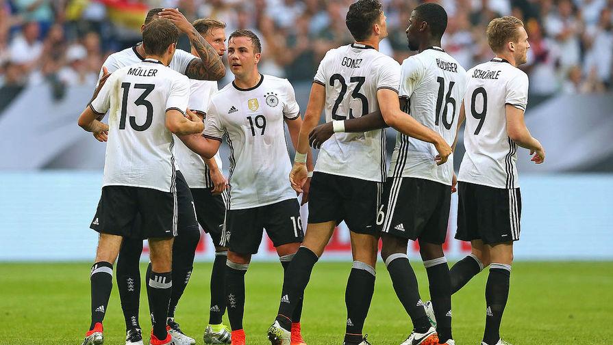 Сайт о немецком футболе