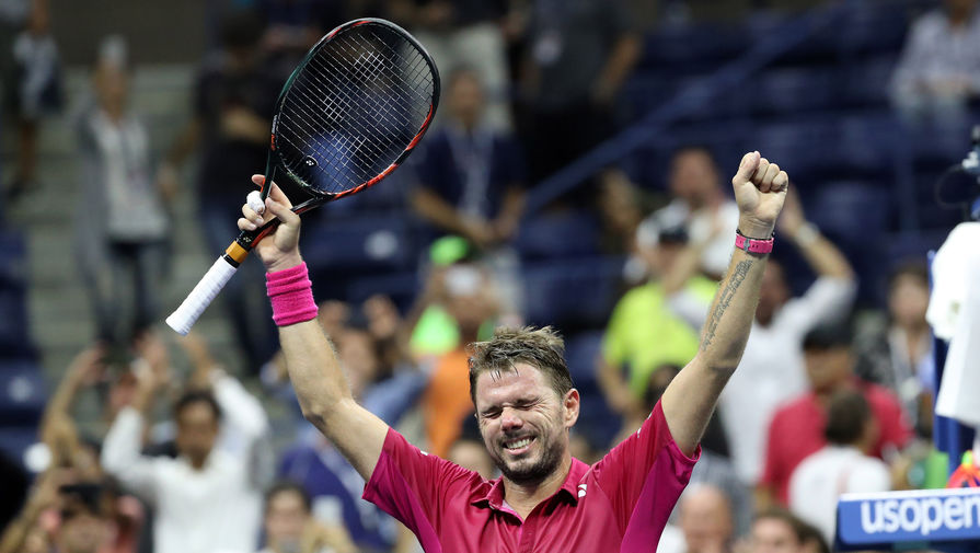 Швейцарец Вавринка обыграл Димитрова и вышел во второй круг US Open