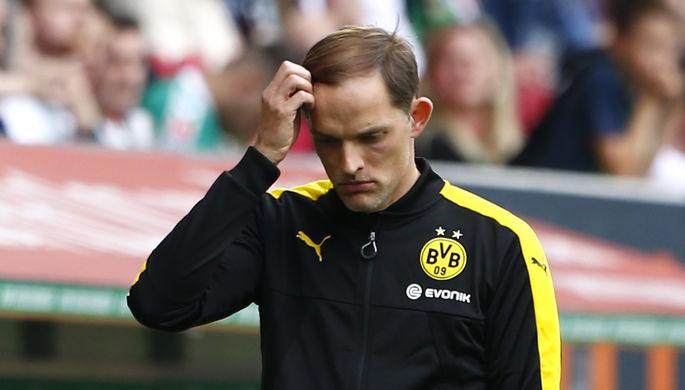 Томас Тухель уволен с поста главного тренера дортмундской «Боруссии»