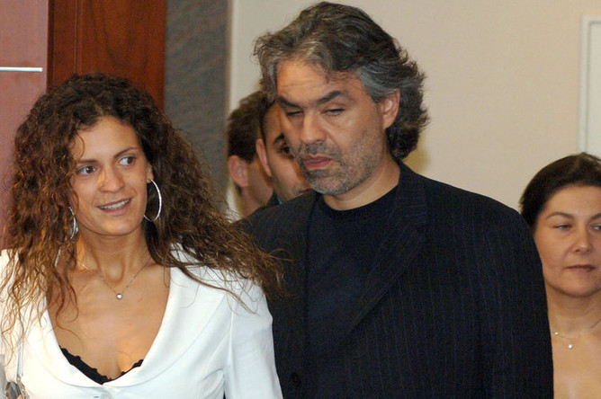 Андреа Бочелли и Вероника Гелси, 2005 год