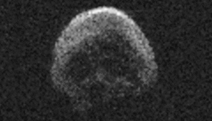 Череп из группы Аполлона: чего ждать от «кометы смерти»