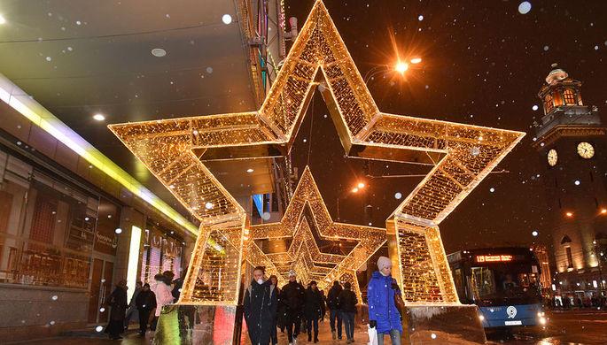 В Москве в четверг ожидается до-6°С