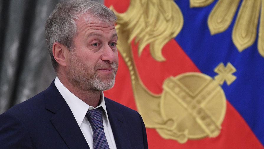 10. Частный инвестор Роман Абрамович ($12,4 млрд)