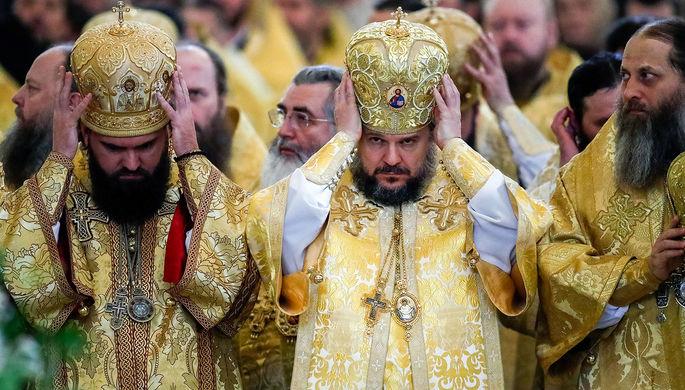 «Это грех»: в РПЦ пояснили отношение к гражданскому браку