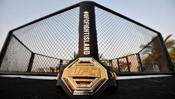 Новый чемпион и российские победы: UFC пошумел на острове