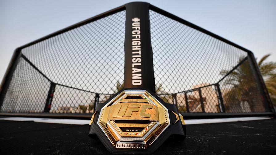 Прахне одолел Раунтри на турнире UFC 257