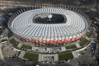 Национальный стадион станет одной из главных арен Евро-2012