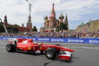 Джанкарло Физикелла вновь порадует москвичей мастерством