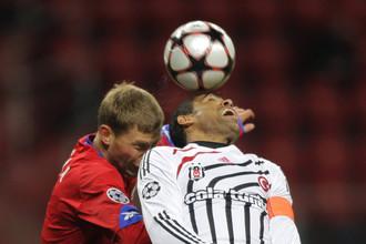 Новичок «Мордовии» Нобре уже имеет опыт игры против Алексея Березуцкого
