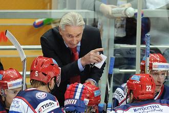 Матч с Швецией оставил тренеру много вопросов