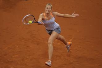 Мария Шарапова защитила титул в Штутгарте