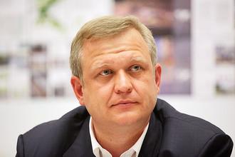 Руководитель департамента культуры города Москвы Сергей Капков