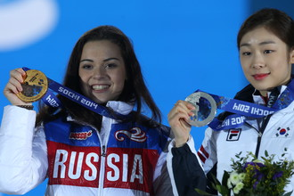 Аделина Сотникова и Ким Ю На — подруги-соперницы