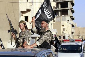 Боевики «Исламского государства Ирака и Леванта»