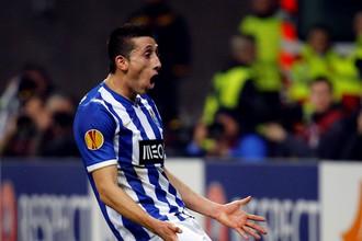 Эктор Эррера стал главным героем матча «Порту» с «Лиллем»