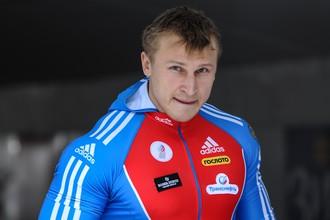 Олимпийский чемпион по бобслею в четверках, лейтенант Вооруженных сил РФ